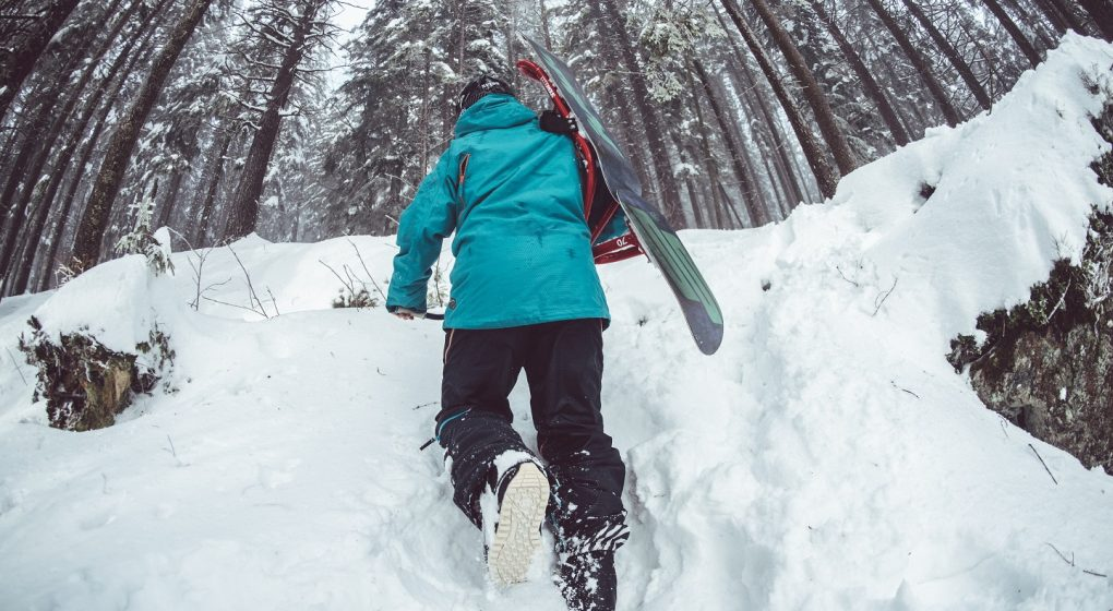 camouflage snowboard pants