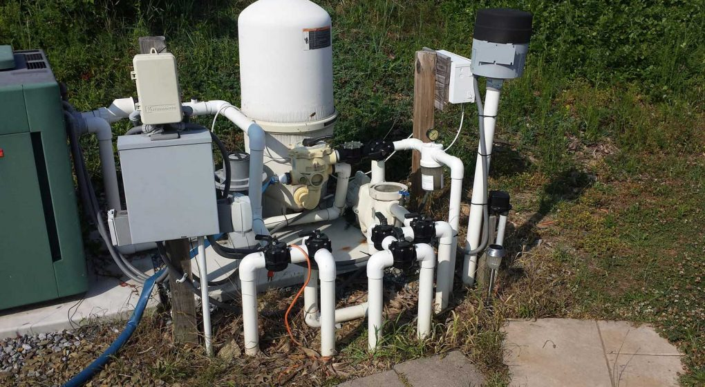 well water neutralizer system